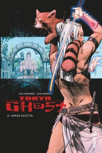 Rick Remender et Sean Murphy - Tokyo Ghost, Urban Comics Tome 2 : Enfer digital.