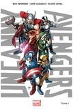 Rick Remender et John Cassaday - Uncanny Avengers Tome 1 : .