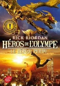 Rick Riordan - Héros de l'Olympe Tome 1 : Le héros perdu.