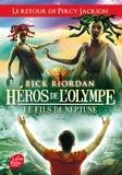 Rick Riordan - Héros de l'Olympe Tome 2 : Le fils de Neptune.
