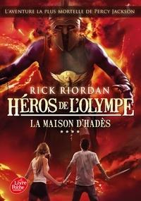 Rick Riordan - Héros de l'Olympe Tome 4 : La maison d'Hadès.