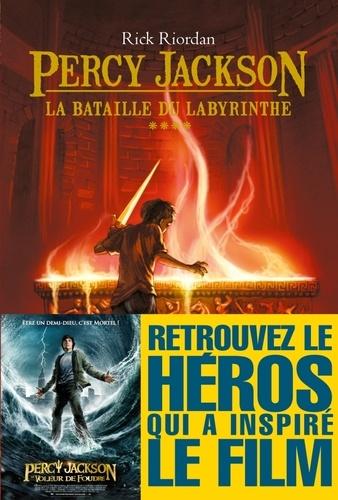 La Bataille du labyrinthe. Percy Jackson tome 4