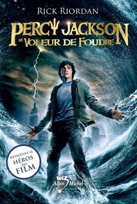 Rick Riordan et Rick Riordan - Le Voleur de foudre - Percy Jackson - tome 1.