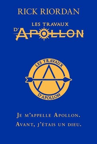 Les travaux d'Apollon Tome 1 L'oracle caché -  -  Edition collector