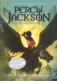 Rick Riordan - Percy Jackson and the Olympians  : The Complete Series - 5 Book Paperback Boxed Set : The Lightning Thief ; The Sea of Monsters ; The Titan's Curse ; The Battle of the Labyrinth ; The Last Olympian.