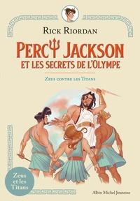 Percy Jackson et les secrets de l'Olympe - Rick Riordan pdf epub