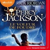 Rick Riordan - Percy Jackson Tome 1 : Le voleur de foudre.