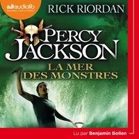 Rick Riordan - Percy Jackson Tome 2 : La mer des monstres.