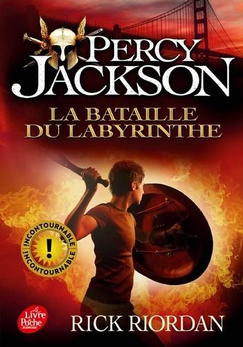 Percy Jackson Tome 4 La bataille du labyrinthe