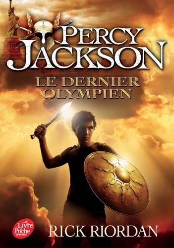 Percy Jackson Tome 5 Le dernier Olympien
