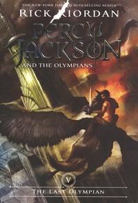 The Last Olympian (Percy Jackson & the Olympians # 5).pdf