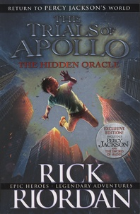 Deedr.fr The Trials of Apollo - Book 1, The Hidden Oracle Image