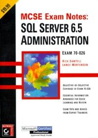 Openwetlab.it SQL SERVER 6.5 ADMINISTRATION. MCSE Exam 70-026 Image