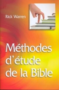 Checkpointfrance.fr Méthodes d'étude de la Bible Image