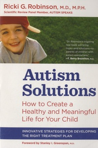 Galabria.be Autism Solutions - How to Create a Healthy and Meaningful Life for your Child Image