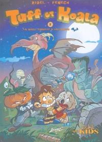 Ridel et  Fenech - Tuff et Koala Tome 2 : La maxi trouille d'Halloween.