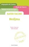 Ridha Boulaâbi - Nedjma - Yacine Kateb.
