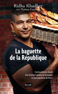 Histoiresdenlire.be La baguette de la République Image