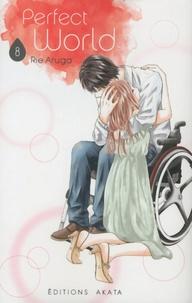 Rie Aruga - Perfect world Tome 8 : .