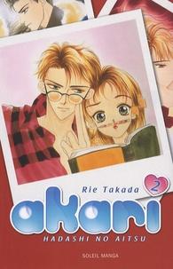 Rie Takada - Akari Tome 2 : .