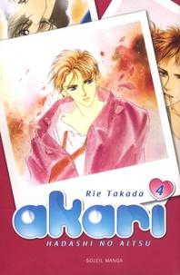 Rie Takada - Akari Tome 4 : .