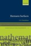 Riemann Surfaces.