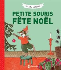 Riikka Jäntti - Petite souris fête Noël.