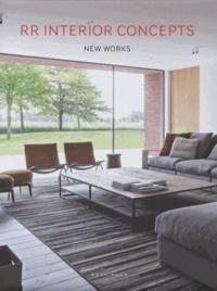 Rik Ruebens - RR Interior Concepts - New Works, édition anglais-français-néerlandais.