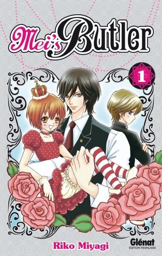 Riko Miyagi - Mei's Butler Tome 1 : .