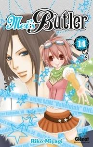 Riko Miyagi - Mei's Butler - Tome 14.