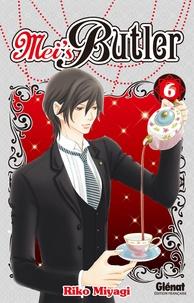 Riko Miyagi - Mei's Butler Tome 6.
