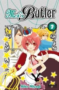 Riko Miyagi - Mei's Butler Tome 7.