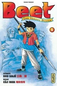Riku Sanjô et Koji Inada - Beet The Vandel Buster Tome 1 : .