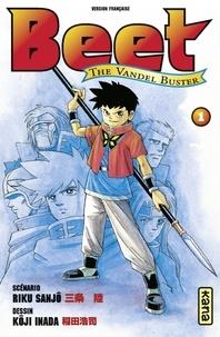 Riku Sanjô - Beet the Vandel Buster - Tome 1.