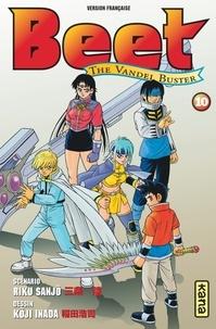Riku Sanjô et Koji Inada - Beet The Vandel Buster Tome 10 : .