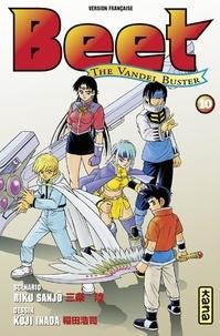 Riku Sanjô et Koji Inada - Beet the Vandel Buster - Tome 10.
