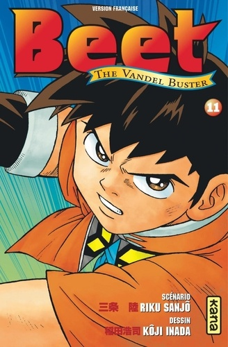Beet The Vandel Buster Tome 11