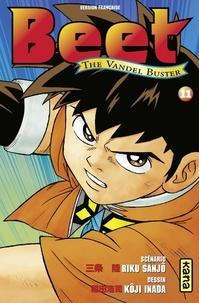 Riku Sanjô et Koji Inada - Beet the Vandel Buster - Tome 11.