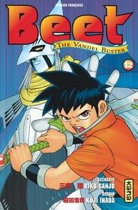 Riku Sanjô et Koji Inada - Beet The Vandel Buster Tome 12 : .