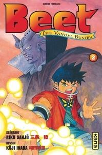 Riku Sanjô et Koji Inada - Beet The Vandel Buster Tome 2 : .