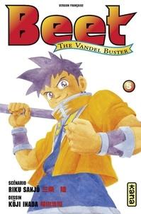 Riku Sanjô et Koji Inada - Beet the Vandel Buster - Tome 5.
