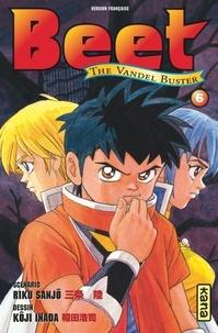 Riku Sanjô - Beet The Vandel Buster Tome 6 : .