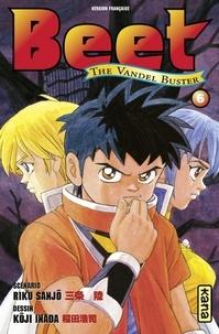 Riku Sanjô et Koji Inada - Beet the Vandel Buster - Tome 6.