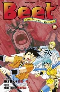 Riku Sanjô et Koji Inada - Beet the Vandel Buster - Tome 7.