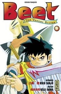 Riku Sanjô et Koji Inada - Beet the Vandel Buster - Tome 9.