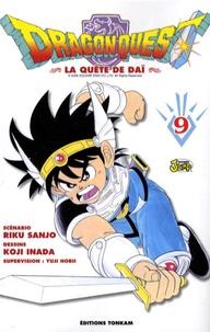 Riku Sanjô et Inada Koji - Dragon Quest Tome 9 : .