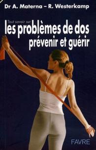 Deedr.fr Tout savoir sur les problèmes de dos - Prévenir et guérir par des exercices de renforcement et de relaxation Image
