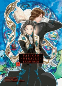 Rin Fujiki et Anju Hino - Vatican Miracle Examiner Tome 2 : .