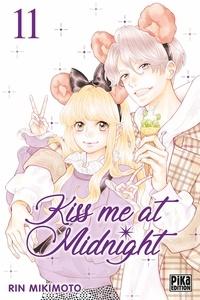 Rin Mikimoto - Kiss me at Midnight T11.