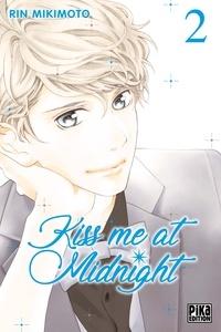 Téléchargements ebooks epub Kiss me at Midnight Tome 2 9782811633103 en francais par Rin Mikimoto